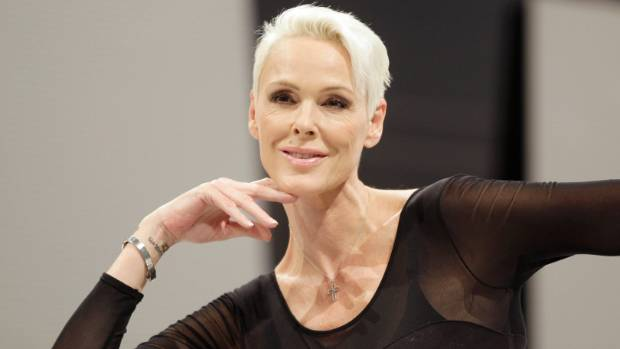 Brigitte Nielsen gives birth at 54 to daughter