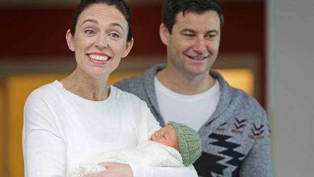 Jacinda Ardern Received The Sweetest Baby Gift From Australia