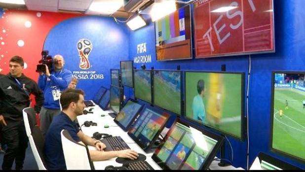 Could the new technology system at the Fifa World Cup be extended to citing players retrospectively for diving?