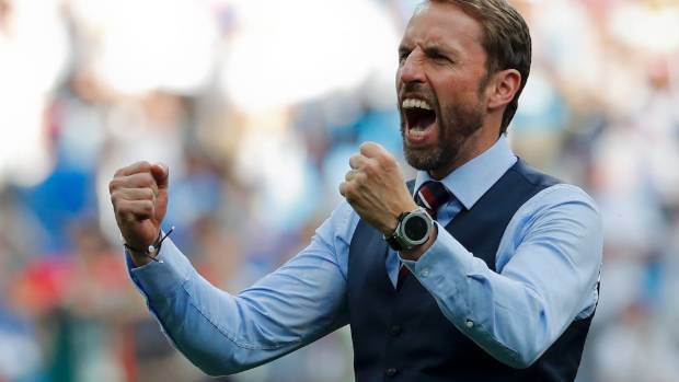 Gareth Southgate: Colombia clash is England's biggest in a decade