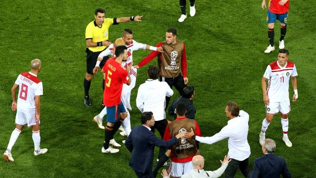 Morocco 2-2 Spain: Group B delivers until last minute
