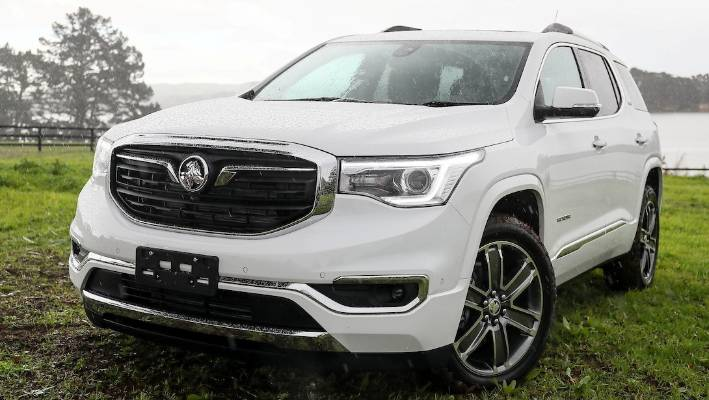 Forget About Large Cars Large Suvs Are All The Rage Stuff Co Nz