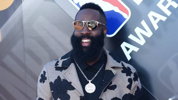 James Harden named NBA Most Valuable Player