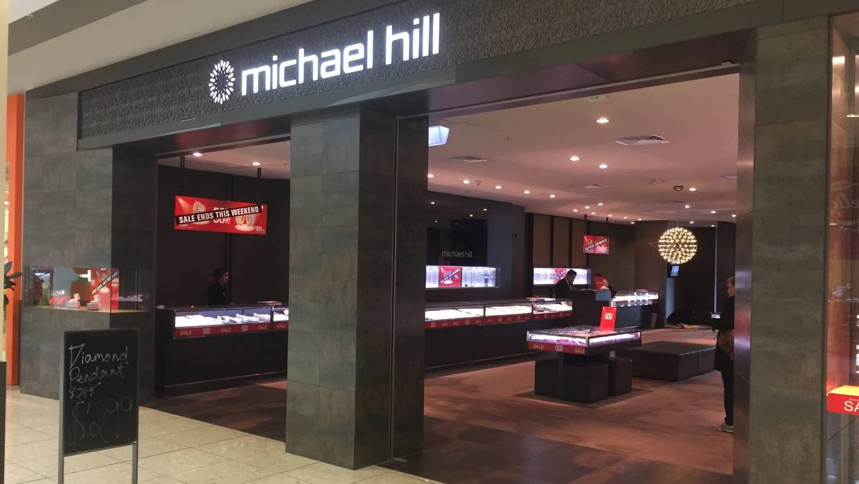 Shopping at Michael Hill? Here's the magic catchphrase to listen out