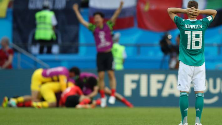 World Cup 2018: Defending champions Germany knocked out in ...