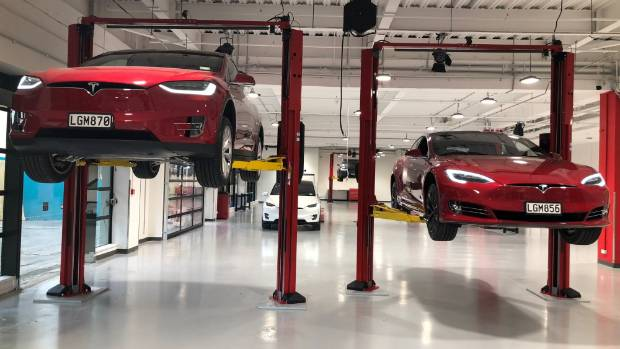 Tesla operates under a non-profit servicing policy - all part of the EV experience.