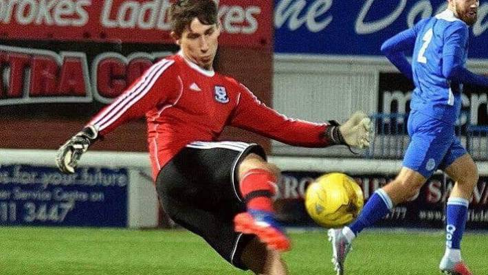 Christchurchu0027s Ellis Hare Reid Hopes A Stint In Scotland With Ayr United  Might Bring Him