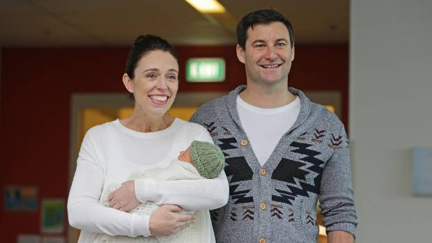 New Zealand prime minister to return to office soon after giving birth