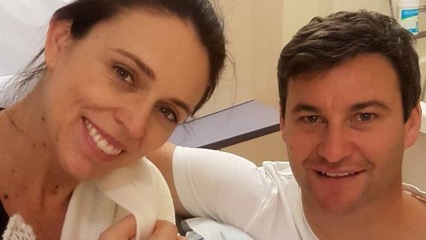 New Zealand PM returns to work six weeks after giving birth
