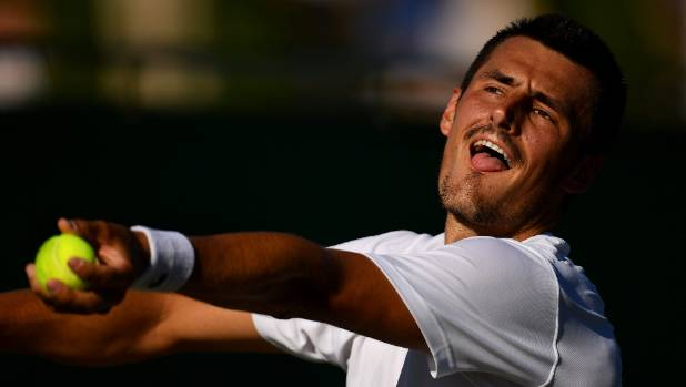 Tomic bombs out of Wimbledon qualifying