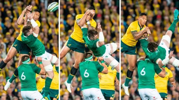 Australia's Israel Folau loses appeal against one-match ban