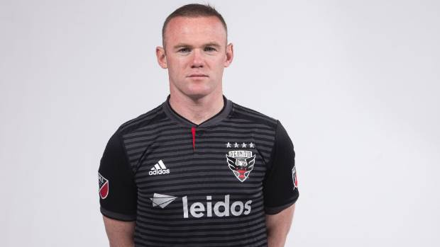 DC United signs Rooney