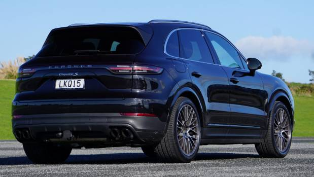Cayenne still hot, but new model has a lot more flavour | Stuff co nz