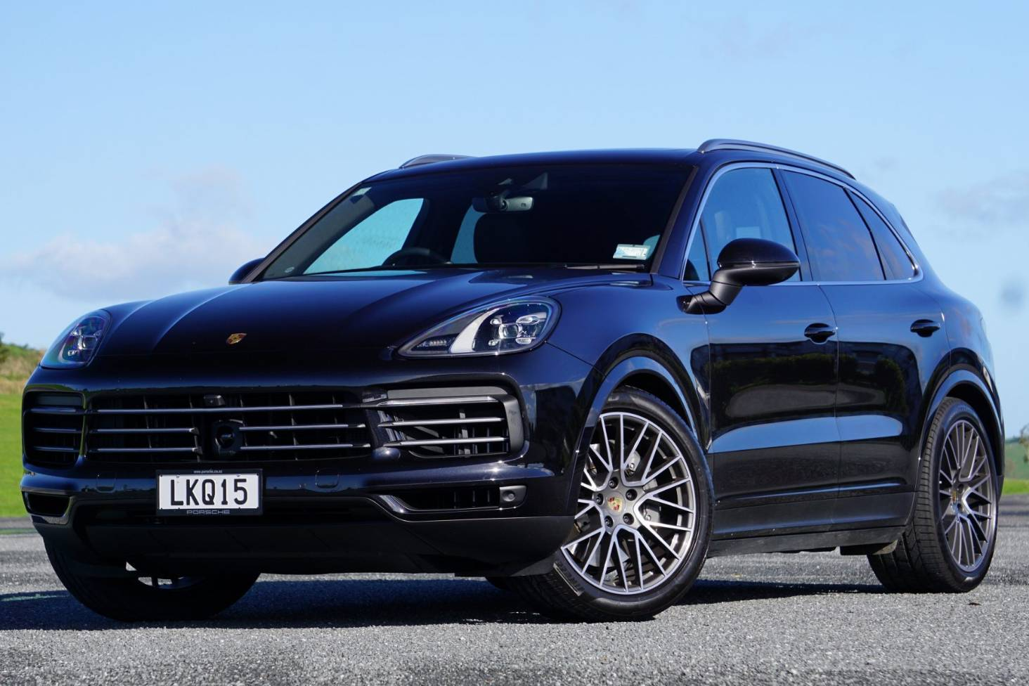 Cayenne Still Hot But New Model Has A Lot More Flavour Stuff Co Nz