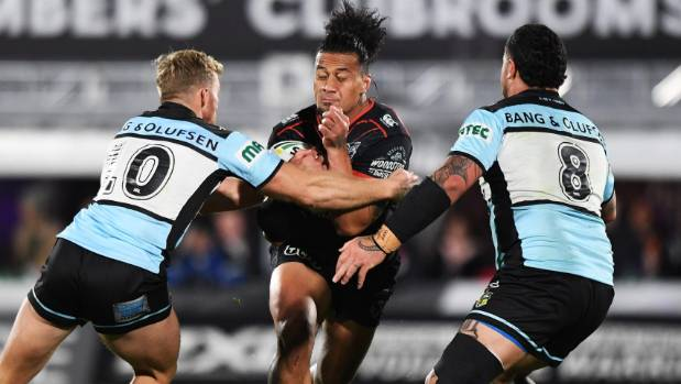 James Gavet says faith is a constant in the Warriors huddle.