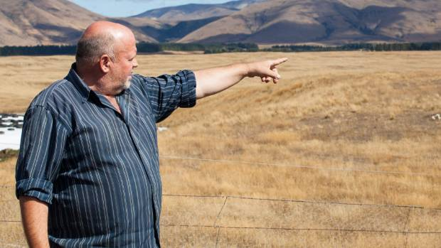 Dairy farmer Kees Zeestraten  was trying to sell his Mackenzie Basin farm to an English super fund for $20m, but was ...