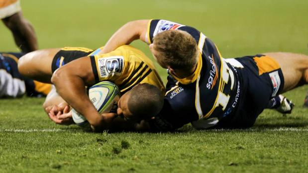 Hurricanes coach slams loss to Brumbies