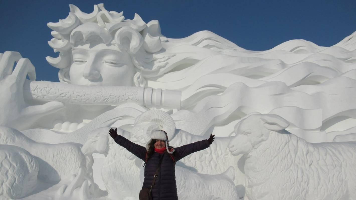 Winter wonders at -31 degrees Celsius | Stuff.co.nz