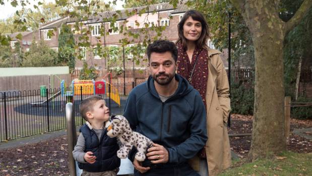 While the children hired to play the kids in The Escape enjoyed working with Dominic Cooper, they were more wary of ...