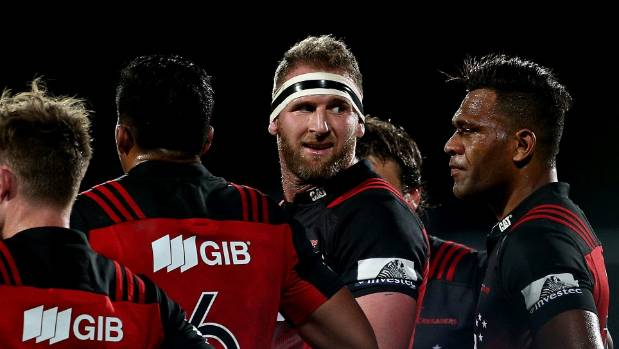 Kieran Read would be a welcome addition to the Crusaders back row against the Highlanders in Christchurch on Friday night.
