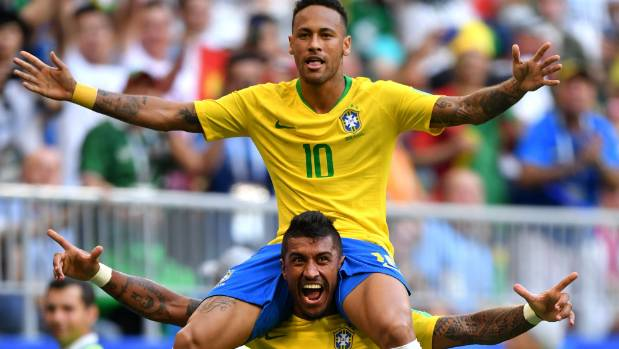 Brazil's Danilo out of World Cup with ankle ligament injury