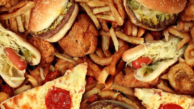 Policy initiatives like a tax on sugary drinks and removing junk food from workplaces and other settings are among ...