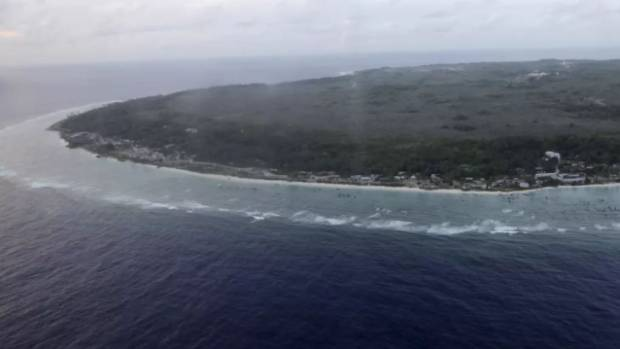 Nauru criticized for banning Australian state broadcaster