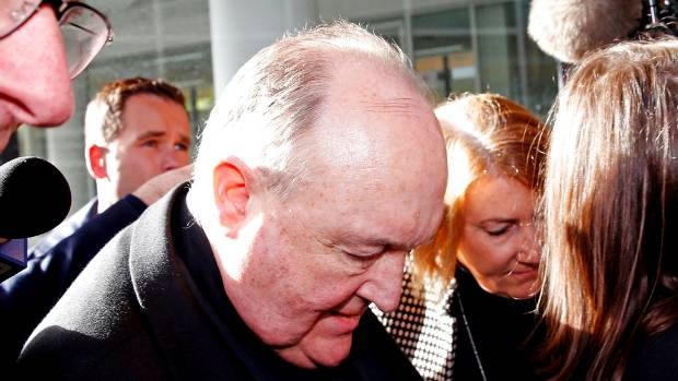 Australian Archbishop Philip Wilson has appealed his conviction of failing to report to police the repeated abuse of two