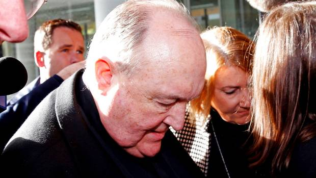 Australian Ex- Archbishop Gets House Detention For Child Abuse Cover-Up