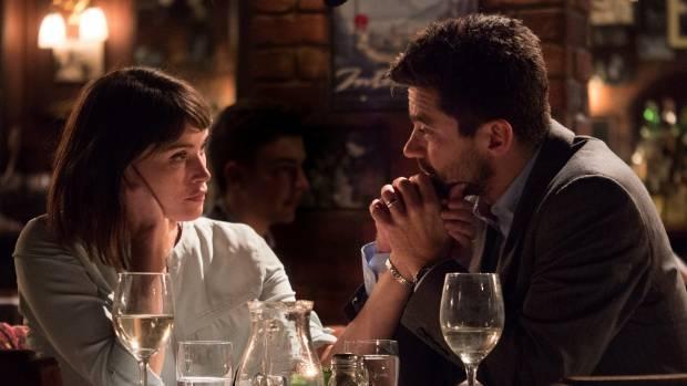 Gemma Arterton and Dominic Cooper star in The Escape.