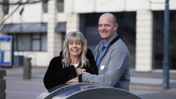 Paul and Karen Summerill, formerly of Britain, recently became New Zealand citizens, settling in South Canterbury as they thought it was a better way of life here.