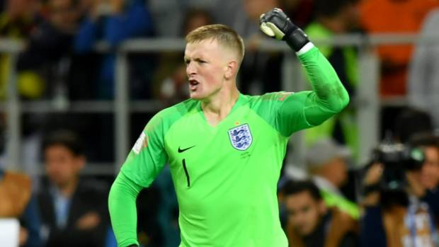 Goalkeeper Jordan Pickford The Hero As England's Penalty
