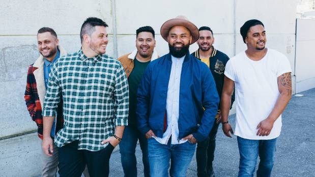 Kiwi band Sons of Zion