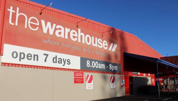 The Warehouse boss says sale-driven shopping is on the way out | Stuff