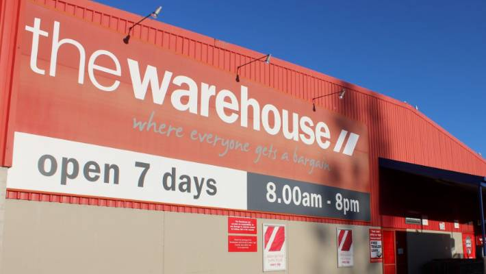 The Warehouse to cut up to 140 jobs in store leadership