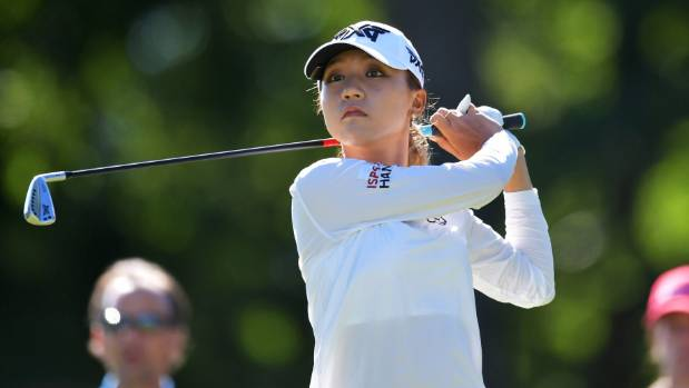 Kim breaks LPGA scoring record at Thornberry