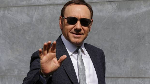 Actor Kevin Spacey faces more sexual assault claims (file photo).