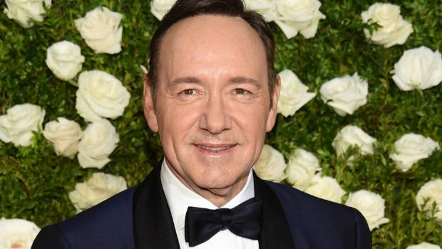 Sexual battery lawsuit filed against Kevin Spacey