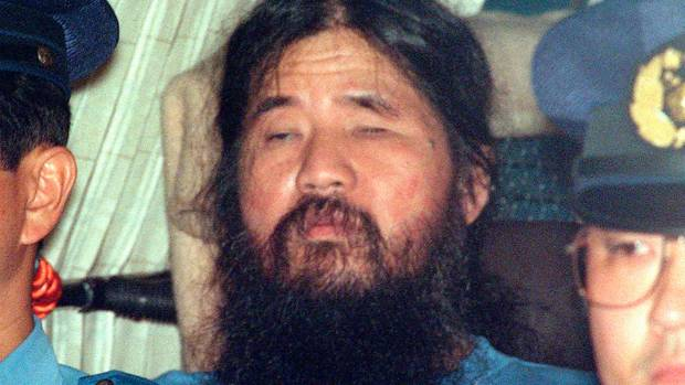 Japan hangs doomsday cult members who attacked subway with sarin