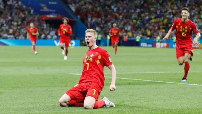 Belgium knock out Brazil with stunning football World Cup win ... aaafac73b