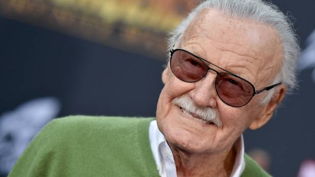 Stan Lee's family has filed another restraining order against Keya Morgan the 95-year-old's former manager