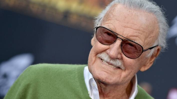Chris Evans leads tributes to the late Stan Lee