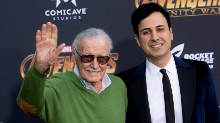 Stan Lee, Jewish-American father of the Marvel comic universe, is gone