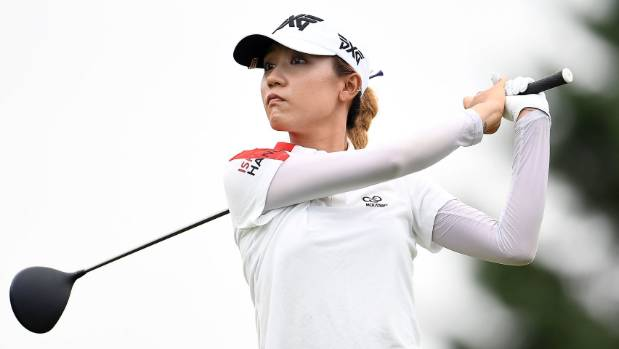 Kim shatters LPGA scoring records, wins by 9 shots