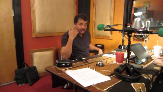 Neil deGrasse Tyson is easy on the ear and great for the brain in Star Talk.