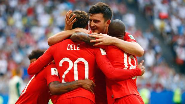 England move into semi-finals after 2-0 win over Sweden