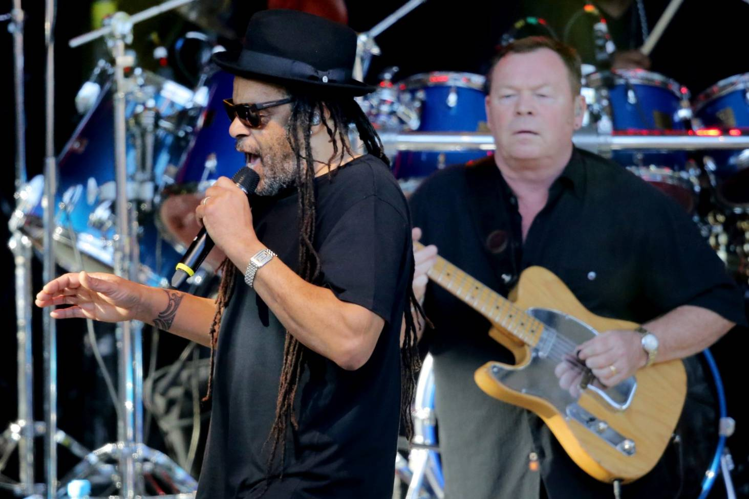 UB40 featuring Ali Campbell, Astro and Mickey Virtue adds