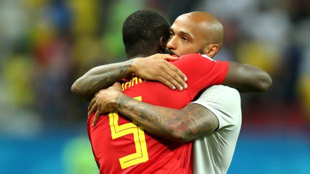 Fest possible in France-Belgium World Cup semi-final