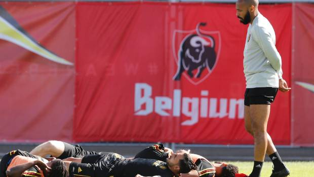 History beckons as France take on Belgium