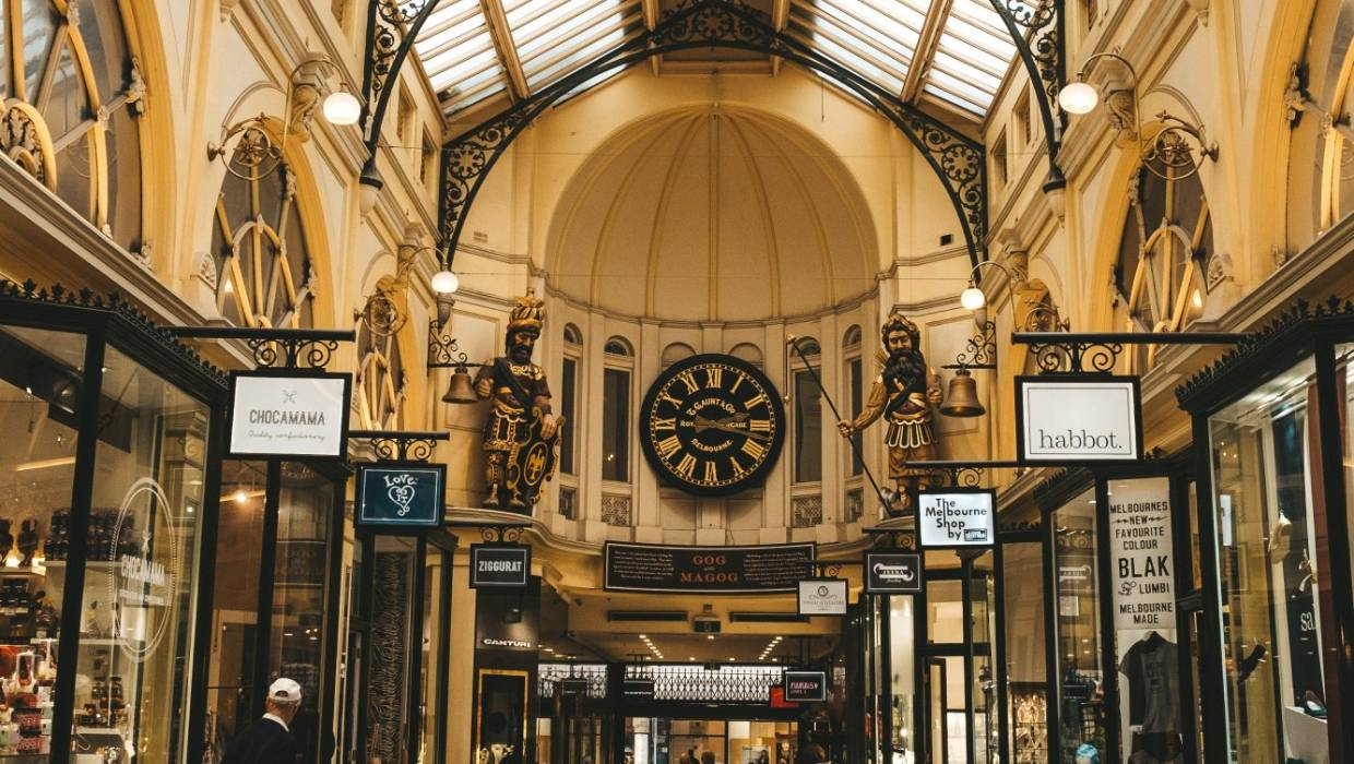 Melbourne's a multicultural and cultural hub: A city for
